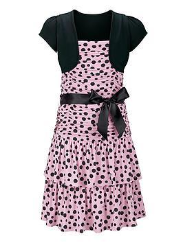 freespirit-girls-ruffle-bolero-dress