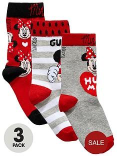 minnie-socks