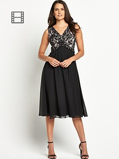 lace-top-midi-dress