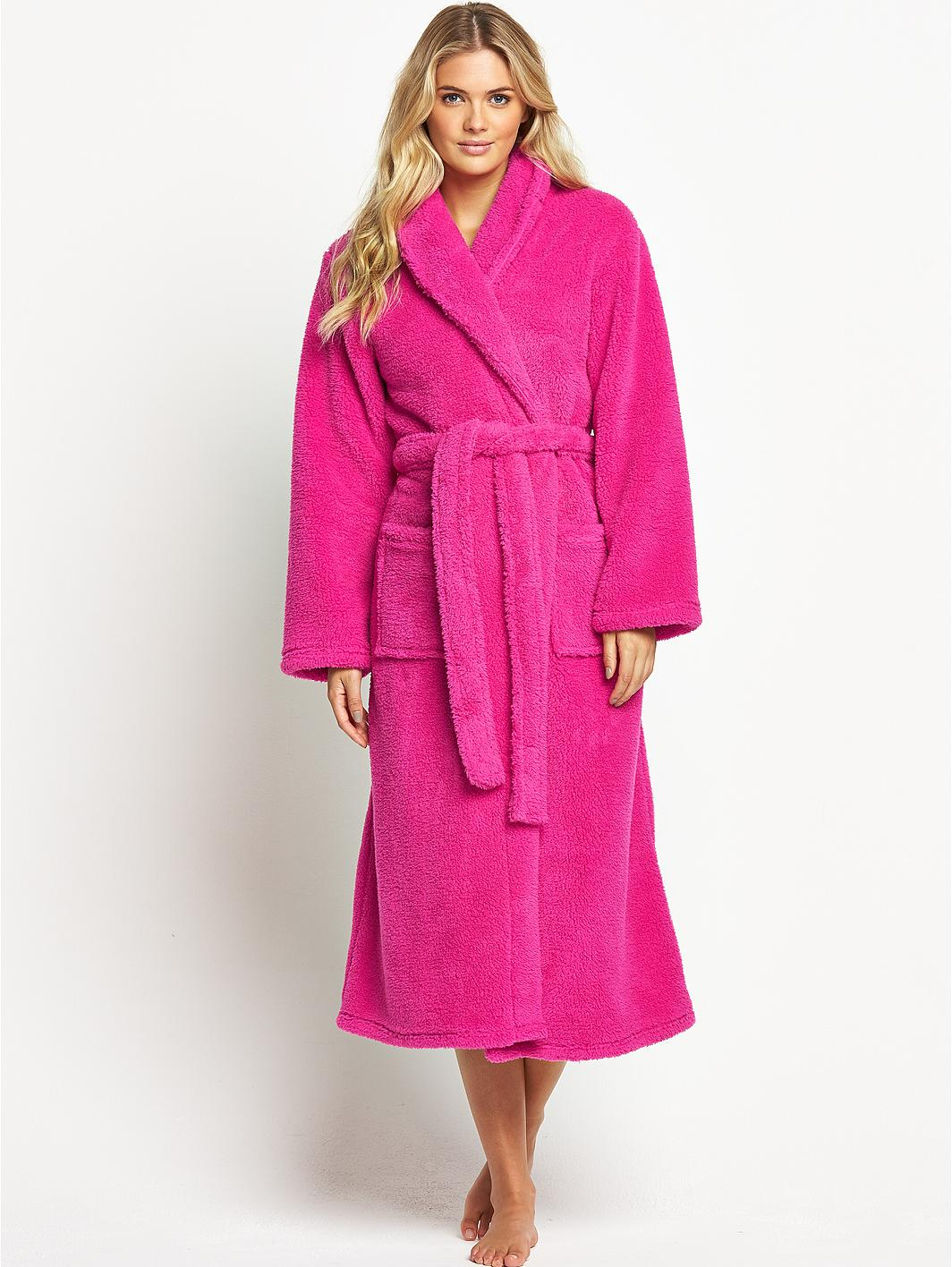 Women's Plush Robes. Showing 40 of results that match your query. Search Product Result. Product - George. Product Image. Price. In-store purchase only. Product Title. George. Product - Sleep Chic Womens Plush White Snowflake Print Bath Robe Plush Housecoat. Product Image. Price $ Product Title. Sleep Chic Womens Plush White.