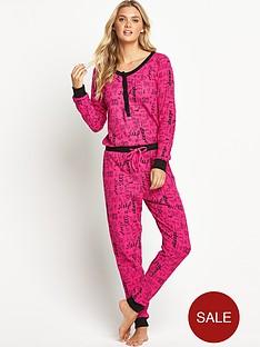 i-love-sleep-waffle-onesie