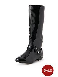 freespirit-buffy-patent-riding-boots