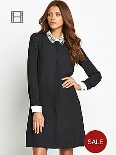 definitions-embellished-collar-dress