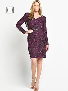 savoir-cowl-back-embellished-tunic-dress