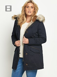 fur-lined-hooded-cotton-parka