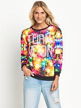 Turn Me On Sweatshirt