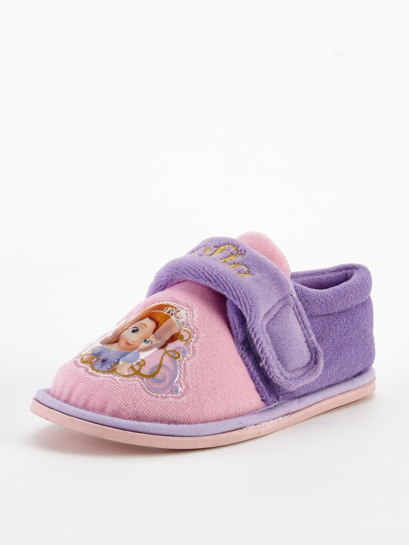 Character Princess Sofia Harbour Slippers - Pink, Pink