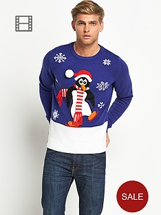 penguin-christmas-jumper