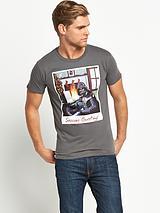 Christmas Star Wars Darth Vader Mens T-shirt