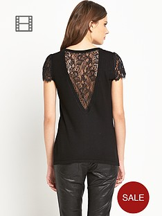 definitions-lace-back-lightweight-jumper