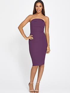 rochelle-humes-bandeau-bodycon-dress