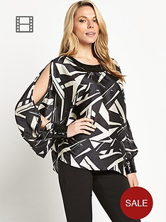 savoir-batwing-sleeve-blouse