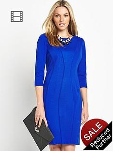 definitions-panelled-midi-dress