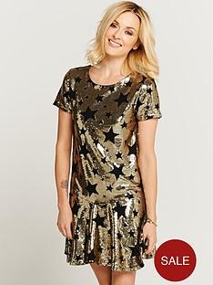 fearne-cotton-star-sequin-dress