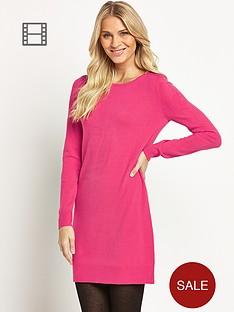 south-zip-shoulder-tunic-dress