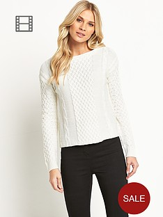 south-high-neck-cable-boxy-jumper