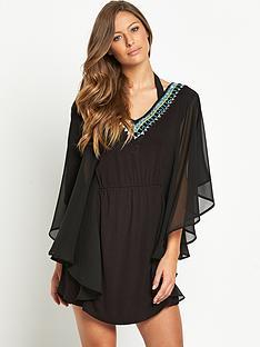resort-embellished-woven-jersey-beach-kaftan
