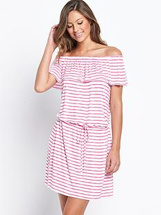 resort-bandeau-jersey-beach-dress