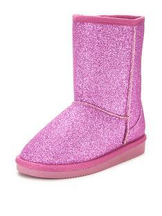 ladybird-tilly-glitter-snug-boots