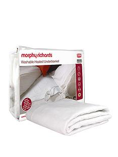 morphy-richards-washable-heated-underblanket