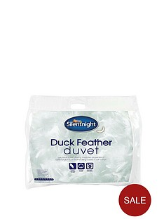 silentnight-135-tog-luxury-duck-feather-duvet