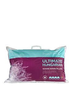 snuggledown-of-norway-hungarian-goose-down-single-pillow