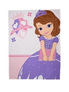 disney-princess-sofia-the-first-academy-fleece-blanket