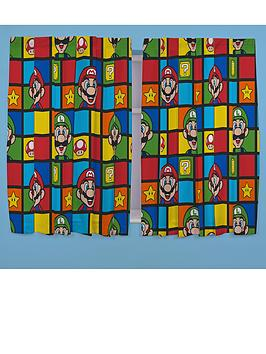 super-mario-bros-retro-curtains