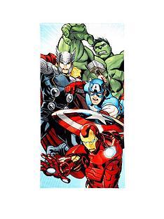 marvel-avengers-towel