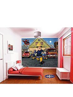 fireman-sam-walltastic-fireman-sam-wall-mural