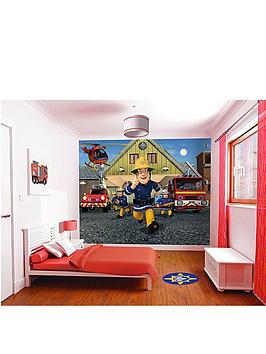 fireman sam walltastic fireman sam wall mural very co uk pics photos fireman sam wall mural w fireman sam