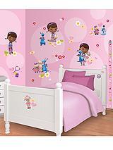 Walltastic Disney Doc McStuffins Room Decor Kit