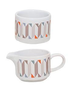 price-kensington-geometric-sugar-and-cream-set