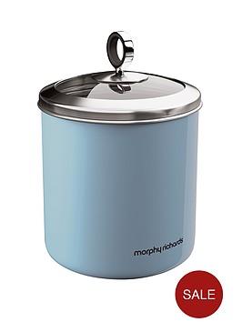 morphy-richards-large-storage-canister-cornflower-blue