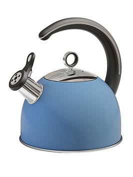 morphy-richards-25-litre-whistling-kettle-cornflower-blue