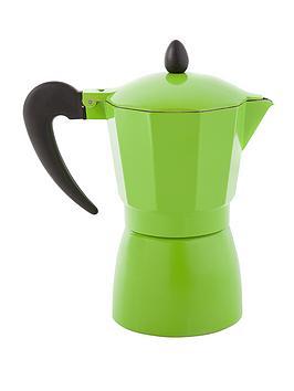 9-cup-aluminium-espresso-maker-green