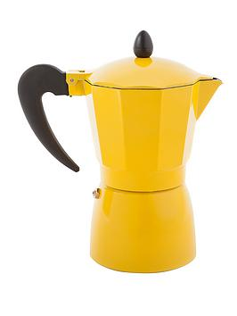 9-cup-aluminium-espresso-maker-yellow