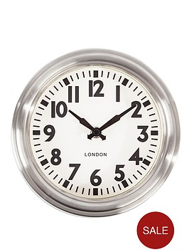 25cm-kitchen-wall-clock-stainless-steel
