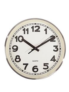 22cm-kitchen-wall-clock-stainless-steel
