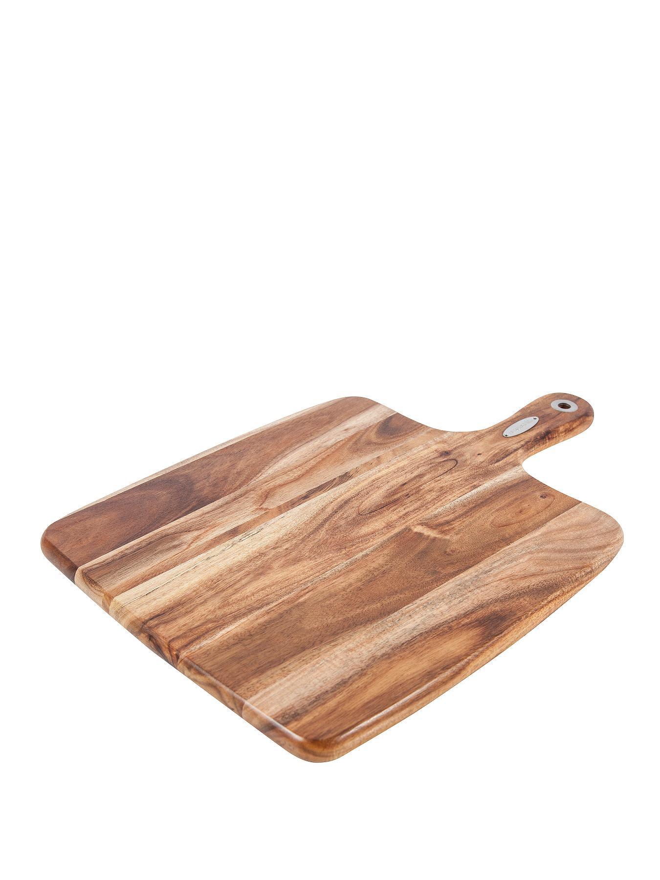 Acacia Wood 39 x 26cm Cutting Board