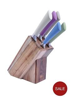 5-piece-knife-set-in-wooden-block