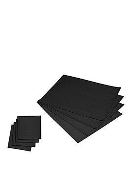 indooroutdoor-placemats-and-coasters-set-black