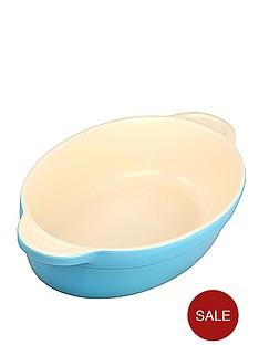 denby-azure-stoneware-medium-oval-dish