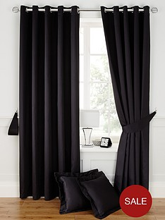 plain-dye-satin-eyelet-curtains