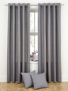 Grey Living Room Curtains Blinds Home Garden