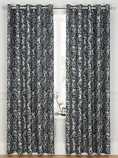 antoinette-jacquard-eyelet-curtains