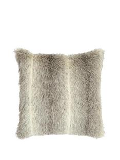 husky-faux-fur-cushion-grey