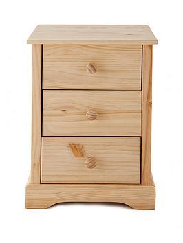 baltic-solid-pine-3-drawer-bedside-cabinet