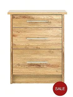 taunton-3-drawer-graduated-bedside-cabinet