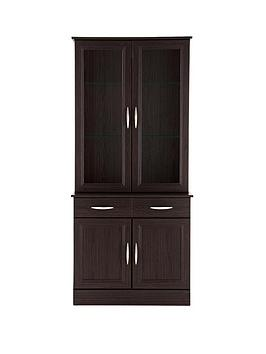 consort-kensington-part-assembled-2-door-display-unit